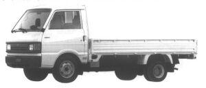 Mazda Ford Truck J100 WIDE&LOW 1.5T LONG BODY 2200 DIESEL 1994 г.