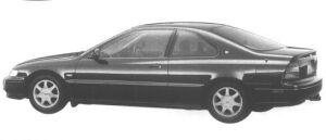 Honda Accord Coupe SiR 1994 г.