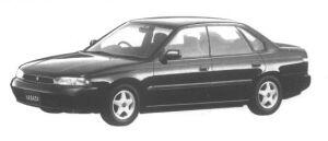 Subaru Legacy TOURING SPORT TS 1994 г.