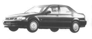 Honda Domani Si-G 1994 г.