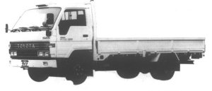Toyota Dyna WIDE CAB FULL JUST LOW LONG DECK 2T 1994 г.