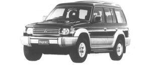 Mitsubishi Pajero KICK UP ROOF WIDE XR-II 1994 г.