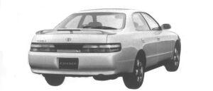 Toyota Chaser 2.5 TOURER-S 1994 г.