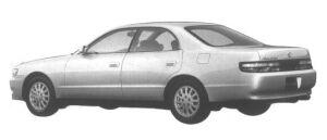 Toyota Chaser 2.5 AVANTE G FOUR 1994 г.