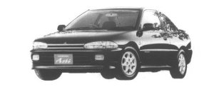 Mitsubishi Mirage RX 1.6 1994 г.