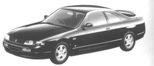 Nissan Skyline 2 DOORS COUPE 1994 г.