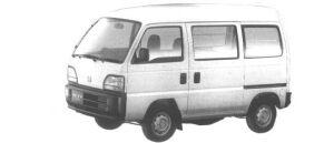 Honda Acty VAN VAN SDX-II 1994 г.