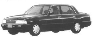 Nissan Crew 2000 LS SALOON 1994 г.