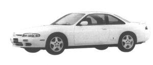 Nissan Silvia Ks TYPE S 1994 г.