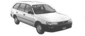 Toyota Sprinter VAN 1500 XL EXTRA 1994 г.