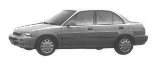 Daihatsu Charade SOCIAL SX-LIMITED 1994 г.