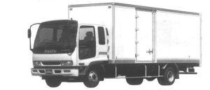 Isuzu Forward DRY VAN 195PS 3.5T 1994 г.