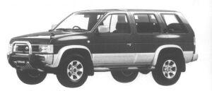 Nissan Terrano 4 DOORS V6-3000 WIDE R3m SPORT 1994 г.