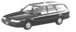 Mazda Capella CARGO VAN 1600 GL 1994 г.