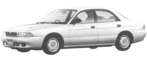 Mazda Capella Li-S 1994 г.