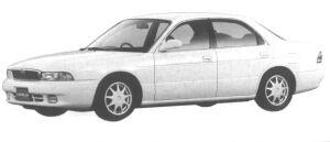 Mazda Capella Zi 1994 г.