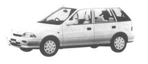 Suzuki Cultus 5 DOOR 1300G 1994 г.