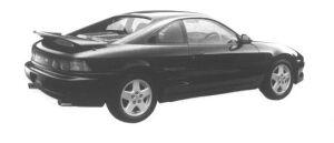 Toyota MR-2 GT-S 1994 г.