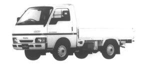 Isuzu Fargo Truck 4WD LT 1994 г.