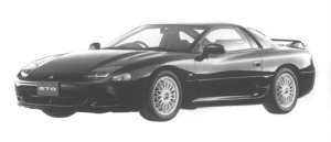 Mitsubishi Gto TWIN TURBO MR 1994 г.