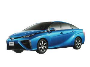 Toyota Mirai  2018 г.