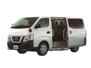 Nissan NV350 Caravan Pick-up Vehicle Wagon GX 2018 г.