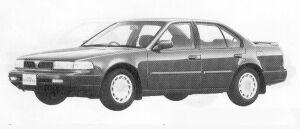 Nissan Maxima SE 1991 г.