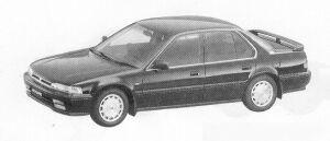 Honda Accord 2.0Si-T 1991 г.