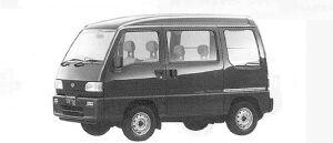 Subaru Sambar TRY XS (4WD) ECVT 1991 г.