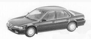 Honda Accord 2.0Si (4WS) 1991 г.