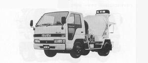 Isuzu Elf MIXER 1991 г.