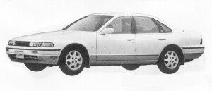 Nissan Cefiro TOWNRIDE SV 1991 г.