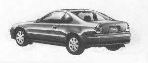 Honda Prelude SI VTEC (4WS) 1991 г.