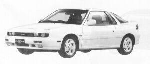 Isuzu Piazza 181XE 1991 г.