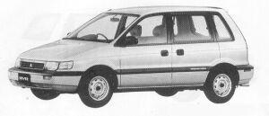 Mitsubishi RVR S 1991 г.