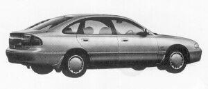 Mazda Efini MS-6 20 TYPE-S 1991 г.
