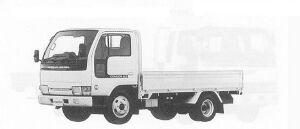 Nissan Diesel Condor 20 STANDARD, SUPER LOW 1991 г.