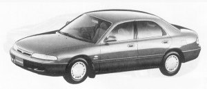 Mazda Cronos 18VL 1991 г.