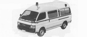 Toyota Ambulance  1991 г.