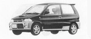 Mitsubishi Minica DANGAN ZZ-4 1991 г.
