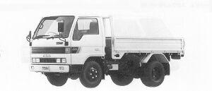 Mazda Titan 2T STANDARD CAB STANDARD BODY 3500CC 4WD 1991 г.