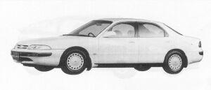 Mazda Ford Telstar SEDAN 18Vi 1991 г.
