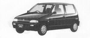 Suzuki Alto 3DOOR 1991 г.