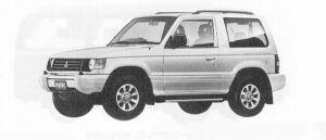 Mitsubishi Pajero METAL TOP XP 1991 г.