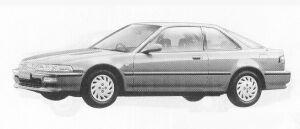 Honda Integra 3DOOR COUPE ZXi 1991 г.