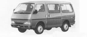 Isuzu Fargo WAGON 4WD LT 1991 г.