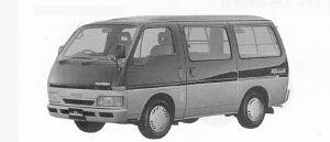 Isuzu Fargo VAN LS 2WD 1991 г.