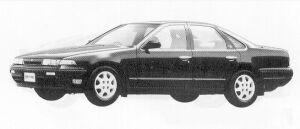 Nissan Cefiro CRUISING 1991 г.