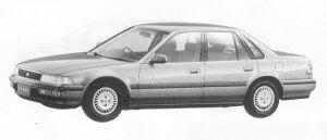 Honda Ascot FBX 1991 г.