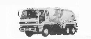 Isuzu 810 CXM BULK TRUCK 305PS 1991 г.